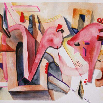 comprar-pintura-abstracta-acuarela